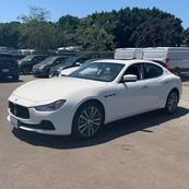 正2016 Maserati Ghibli  超低里程 跑車座椅 跑車排氣管