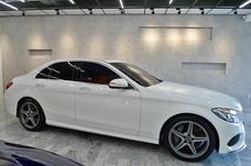 Benz C250 AMG 18年式 KEY GO.環景.車道偏移輔助.總代理