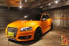 Audi S3 Sportback  美好關係 勁德汽車