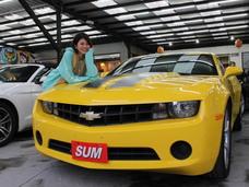 稀有車專賣 (合泰汽車)13年式 大黃蜂 美式精典肌肉車 車況優質 輕鬆貸