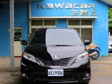 古馳上嚴選 2011出廠 豐田 SIENNA LE挑戰市場最低價 車況好 可高貸