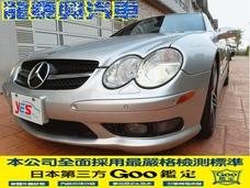 限量特殊敞篷SL500珍藏超跑新車價680萬 全車AMG漂亮第三方認證優質車