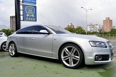 2011年 Audi S5 Sportback 原漆少跑-達通車業