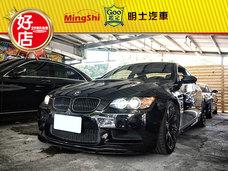 明士汽車《保證實車實價登錄 一手車 里程保證》2009 BMW M3 4.0 黑