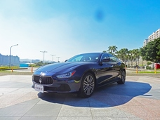 2016 Maserati Ghibli 頂級駝色內裝 跑車排氣管#175635