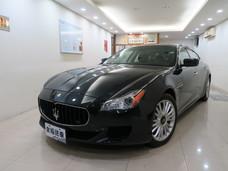 ~全福汽車~2015年 Maserati Quattroporte Diesel