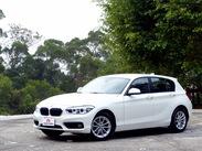 2018年式 BMW 118i 汎德總代理 新車保固中