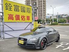 銓富-Audi TT S-Line 2.0 TFSI 2014 全台限量20台