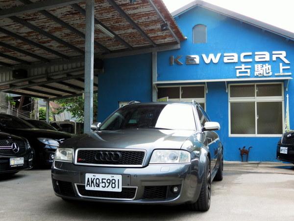 中古車 AUDI RS6 4.0 圖片