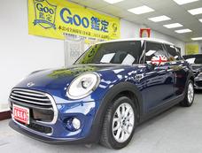 MINI COOPER 5 DOORS 五門跑少 2015 益誠汽車