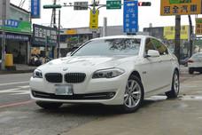 BMW 520D 2012年 一手 實跑5萬 冠全汽車