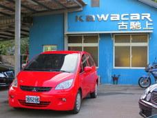 古馳上精選 實車實價 2012 三菱 COLT PLUS 1.6 小改款女用一手