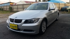 BMW E90 325 銀色