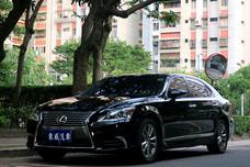 2013 LEXUS LS460L 長軸版 黑色《東威》