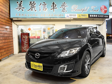 美麗信 2008 Mazda6 2.5S 大斜背 日本原裝進口 原鈑件