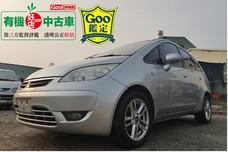 ☆╮益群汽車╭☆08年式三菱COLT PLUS 1.6 省油經濟可愛五門掀背車