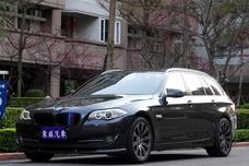 2012 BMW 520d Touring 旅行車 總代理 灰色《東威》