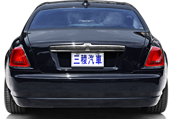 中古車 Rolls Royce Ghost 6.6 圖片