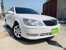 2005年CAMRY G版頂級 只跑12萬公里 認證車 里程保證