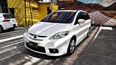 BEST-2008年Mazda5白色2.0,7人座休旅車,超值優良乘坐與置物空間