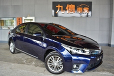 保固中 豐田 天窗 影音 一手車 全車原版件 九億汽車