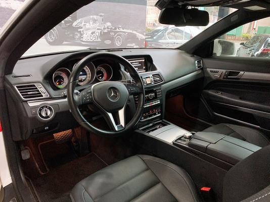 中古車 Benz E-Class Coupe E200 Coupe 圖片