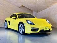 2014 Porsche Cayman 2.7 NA 末代自然進氣