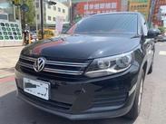 2014 Tiguan1.4 一手車 跑少 定速