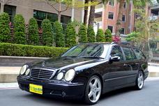 正牌經典旅行勁車 E55 正牌 低里程 原版件 認證車