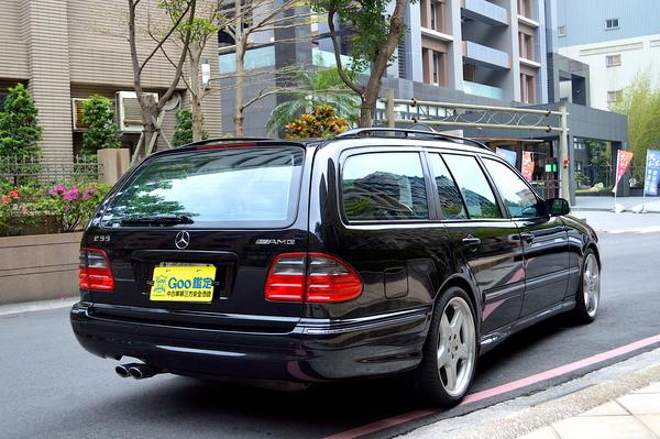 中古車 Benz E-Class Estate E55 KT AMG 圖片