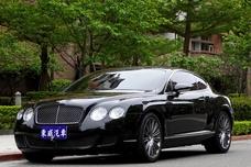2008 Bentley Continental GT Speed 黑色《東威》