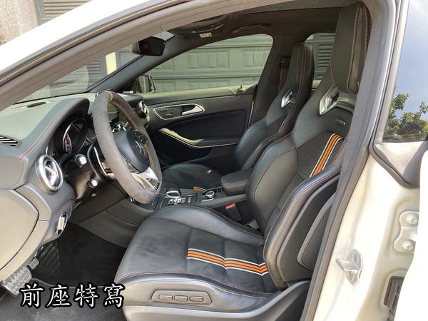 中古車 Benz CLA-Class CLA45 AMG 圖片