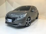 桃園【高昇汽車】2014年Peugeot 208 1.6  5門掀背 17吋鋁圈