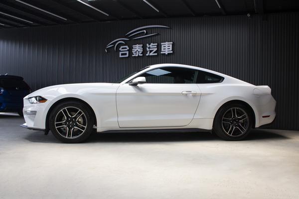 中古車 FORD Mustang 2.3 圖片