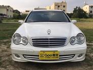 賓士C 200K  1800 CC機械增壓 整車原漆一手車 某醫院醫師太太用車