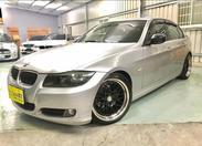 上寶國際 正2009年 總代理 小改款 E90 320Lci 實車實價 全額貸款