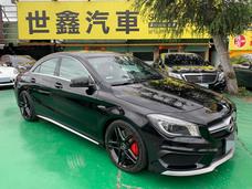 -世鑫汽車- 超級美 2015年 CLA45 AMG 實價刊登 全程原廠保養紀錄
