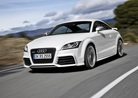 407hp、4秒內破百 最新Audi TT RS
