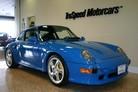 永遠的王者 KKK16渦輪搭載 911 Type 993 Turbo