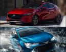 Toyota Auris第二戰 全新大改款Mazda 3的逆襲 !! (上)