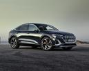 Audi電動車 e-tron Sportback歐洲開始販售!