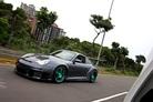 完整移植、真假難分 Porsche 996 GT3 RSR