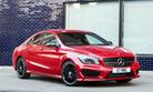 2014年度最佳網路預測人氣車款 M.Benz CLA-Class